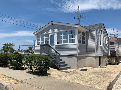 Seaside Park Single Family Home For Sale: 1900 NE Central Avenue