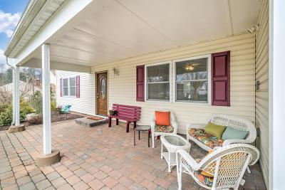 Manalapan Single Family Home For Sale: 3 Varnum Lane