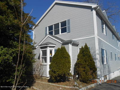 Atlantic Highlands, Highlands Single Family Home For Sale: 116 Navesink Avenue