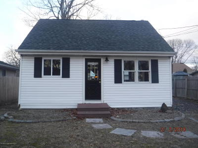 Toms River Single Family Home For Sale: 1932 South Street