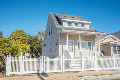 Seaside Heights Single Family Home For Sale: 232 Dupont Avenue