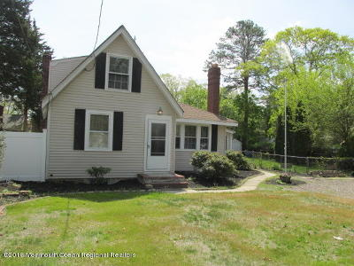 Brick Single Family Home For Sale: 344 Hulse Avenue