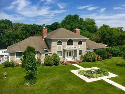 Ocean County Single Family Home For Sale: 1693 Old Freehold Road
