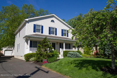 Rumson Single Family Home For Sale: 94 Avenue Of Two Rivers