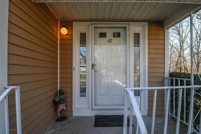 Little Silver Condo/Townhouse Under Contract: 18 Mayfair Court
