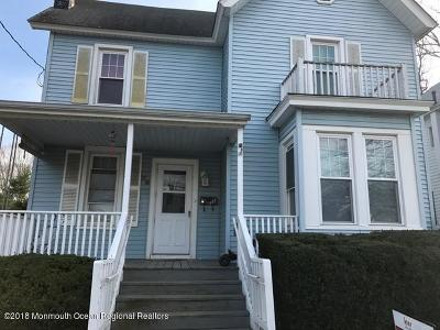 Freehold Single Family Home For Sale: 36 McLean Street