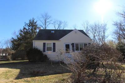 Brick Single Family Home For Sale: 88 McClellan Avenue