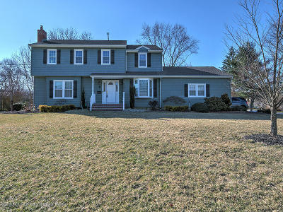 Freehold Single Family Home For Sale: 8 Buckingham Way