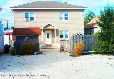 Seaside Heights Multi Family Home For Sale: 130 Franklin Avenue
