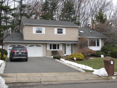 Monmouth County Single Family Home For Sale: 9 Floyd Wyckoff Road