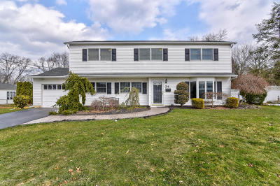 Manalapan Single Family Home For Sale: 24 Yorktowne Drive