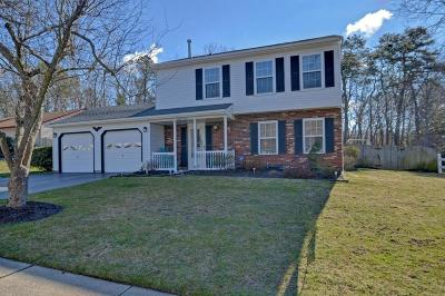 Howell Single Family Home For Sale: 23 Timberline Drive