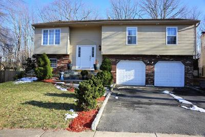 Howell Single Family Home For Sale: 13 Cannon Ball Drive