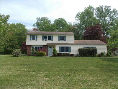 Middletown Single Family Home For Sale: 45 Millbrook Drive