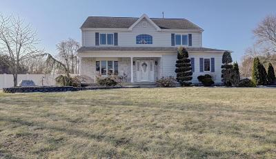 Ocean County Single Family Home For Sale: 1 Feather Lane