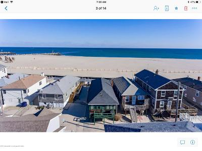 Point Pleasant Beach Single Family Home For Sale: 117 Boardwalk