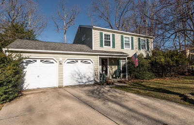 Howell Single Family Home For Sale: 3 Adams Court