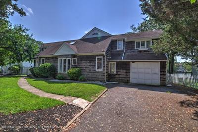 Brick Single Family Home For Sale: 747 Manor Drive