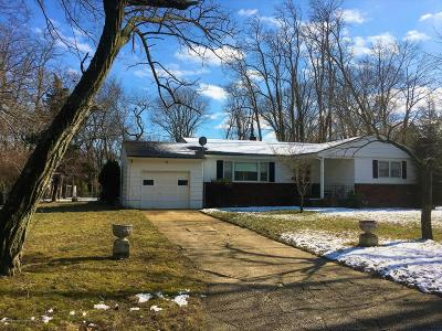 Monmouth County Single Family Home For Sale: 2 Alvord Street