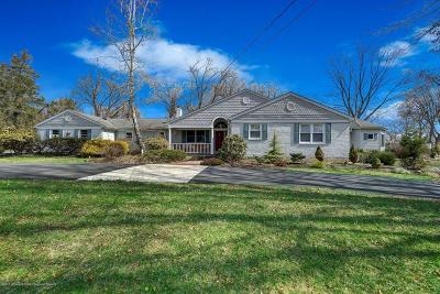 Rumson Single Family Home For Sale: 11 Heathcliff Road