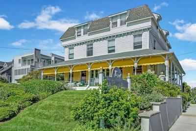 Sea Girt Single Family Home For Sale: 100 The Terrace