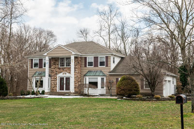 Freehold Single Family Home For Sale: 91 Stirrup Drive