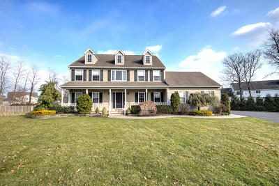 Long Branch, Monmouth Beach, Oceanport Single Family Home For Sale: 4 Zocco Lane