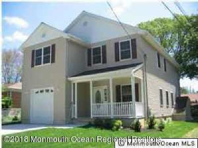 Toms River Single Family Home For Sale: 206 Marom Drive