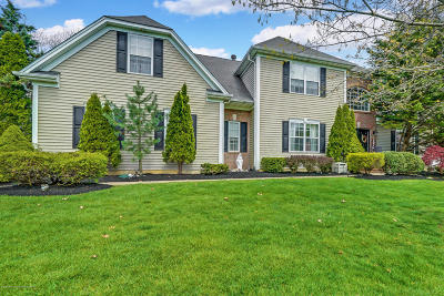 Ocean County Single Family Home For Sale: 1442 Oakwood Hollow Lane