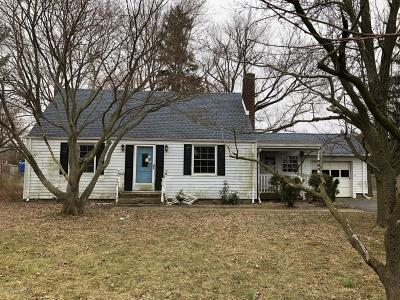 Freehold Single Family Home For Sale: 584 Colts Neck Road