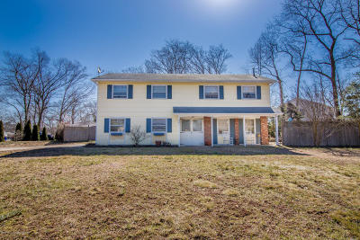 Toms River Single Family Home For Sale: 301 Hilltop Road