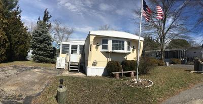 Ocean County Single Family Home For Sale: 126 Redwood Drive