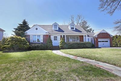 Spring Lake Single Family Home For Sale: 209 Jersey Avenue