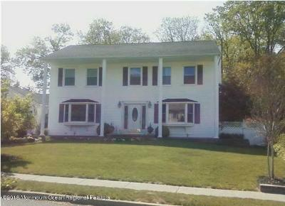 Ocean County Single Family Home For Sale: 127 Melissa Court