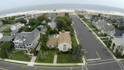 Avon-by-the-sea, Belmar, Bradley Beach, Brielle, Manasquan, Spring Lake, Spring Lake Heights Single Family Home For Sale: 16 Atlantic Avenue