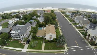 Spring Lake Single Family Home For Sale: 16 Atlantic Avenue