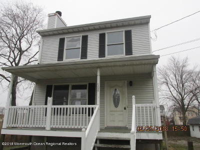 Monmouth County Single Family Home For Sale: 908 4th Street