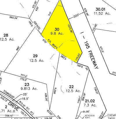 Millstone Residential Lots & Land Under Contract: Olde Noah Hunt Road