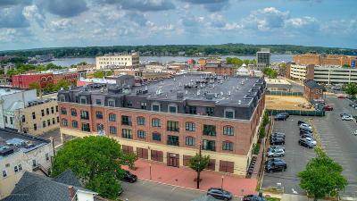 Red Bank Condo/Townhouse For Sale: 23 Wallace Street #210