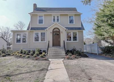 Monmouth County Single Family Home For Sale: 618 Bendermere Avenue