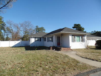 Toms River Single Family Home For Sale: 112 Southampton Boulevard