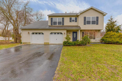 Monmouth County Single Family Home For Sale: 201 Iris Drive