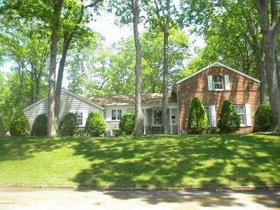 Brick Single Family Home For Sale: 98 Forest Road