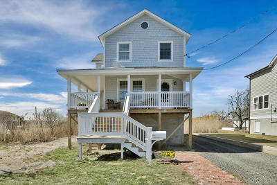 Monmouth County Single Family Home For Sale: 48 Riverdale Avenue