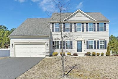 Ocean County Single Family Home For Sale: 128 Rockrimmon Boulevard