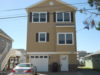 Ocean County Single Family Home For Sale: 210 Longview Drive