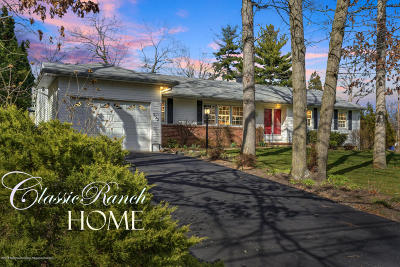 Ocean County Single Family Home For Sale: 332 Colonial Drive