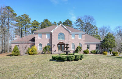Monmouth County Single Family Home For Sale: 6 Steward Court