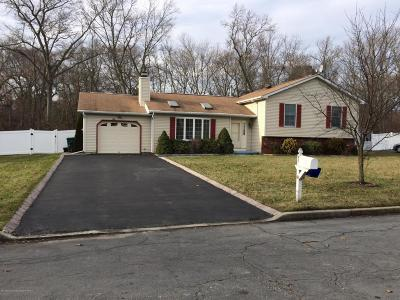 Jackson Single Family Home For Sale: 53 Hickory Hill Road