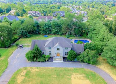 Freehold Single Family Home For Sale: 18 Statesboro Road